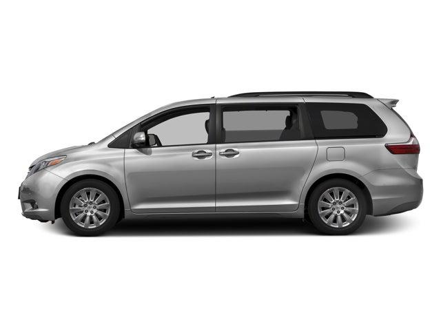 2017 Toyota Sienna Xle 8 Passenger Virginia Beach Va
