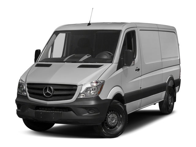 Charles Barker Mercedes >> 2016 Mercedes-Benz Sprinter 2500 BlueTEC® Virginia Beach ...