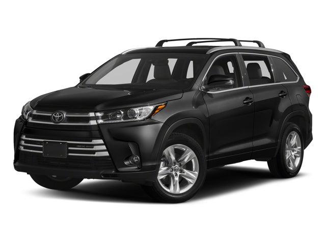 2017 Toyota Highlander Limited Virginia Beach Va Newport