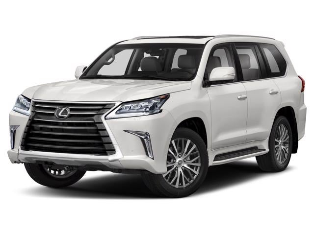 Awesome 2019 Lexus LX 570