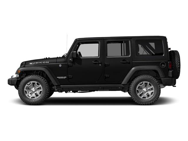 2016 Jeep Wrangler Unlimited Rubicon In Virginia Beach, VA   Charles Barker  Automotive