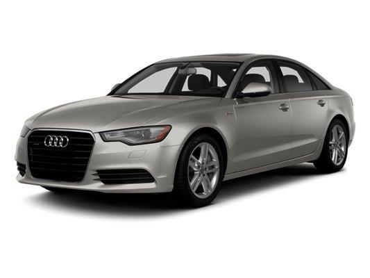 2013 Audi A6 2.0T Premium Plus quattro Virginia Beach VA ...