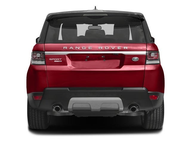 2017 Land Rover Range Sport 3 0l V6 Supercharged Hse In Virginia Beach Va