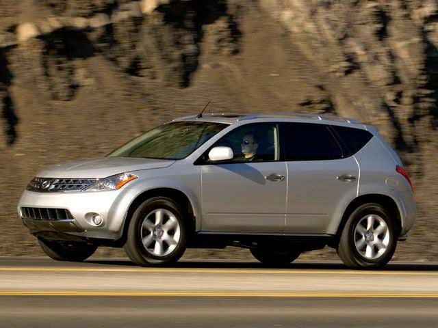 2006 Nissan Murano Virginia Beach VA | Newport News Chesapeake ...