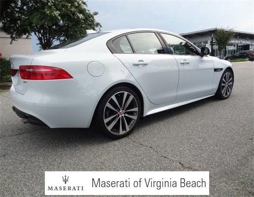 2017 Jaguar Xe 35t R Sport Virginia Beach Va Newport News Chesapeake Norfolk Virginia Sajaf4bv4hcp11327