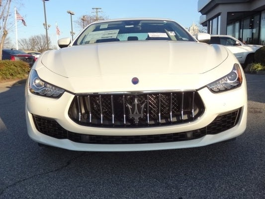 2019 Maserati Ghibli S Virginia Beach Va Newport News Chesapeake