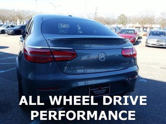 2019 Mercedes Benz Glc 300 4matic 174 Virginia Beach Va