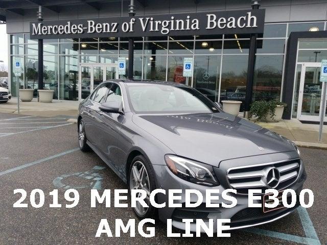 2019 Mercedes Benz E Class E 300 In Virginia Beach, VA   Charles